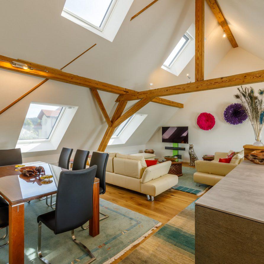 Deluxe Apartment mit 3 Schlafzimmern